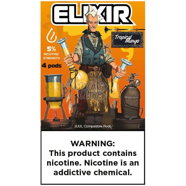 Картриджи Elixir Tropical Mango