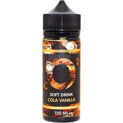CO-2 Soft Drink Vanilla Cola 120мл (3mg)