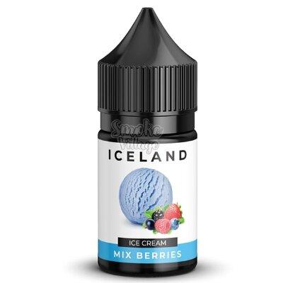 Iceland Salt - Mix Berries 30ml (20мг)