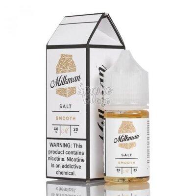 The Milkman Salt - Smooth 30ml (40mg)