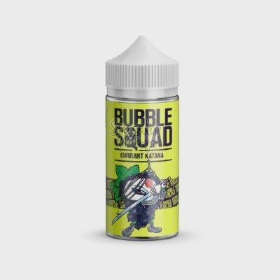 Bubble Squad Currant katana 120мл (3мг)