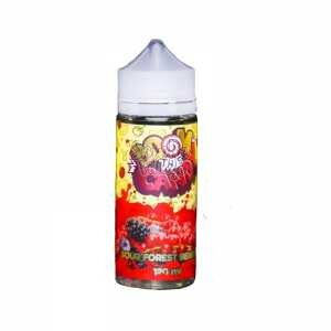 Жидкость Boom This Candy Sour Forest Berries 120мл (3мг)