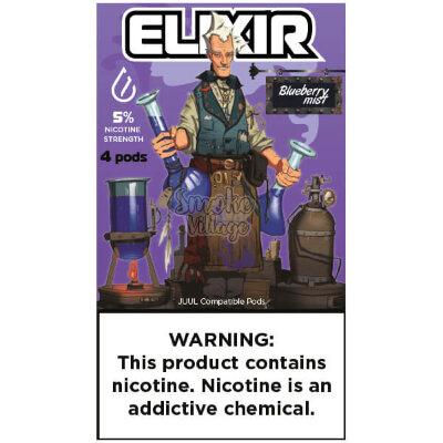 Картриджи Elixir Blueberry Mist