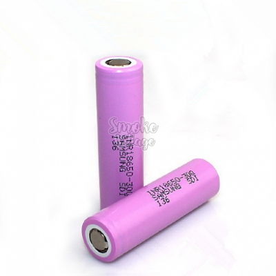 Аккумулятор 18650 Samsung 30Q, 3000 mAh, 15 A
