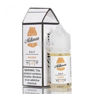 The Milkman Salt - Mango 30ml (40mg)