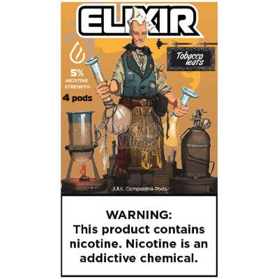 Картриджи Elixir Tobacco Leafs