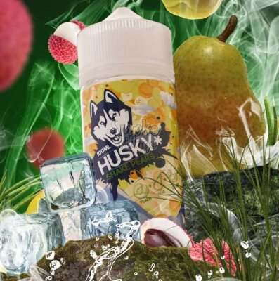 VOODOO - HUSKY SHAKE PEARS 100мл (3мг)