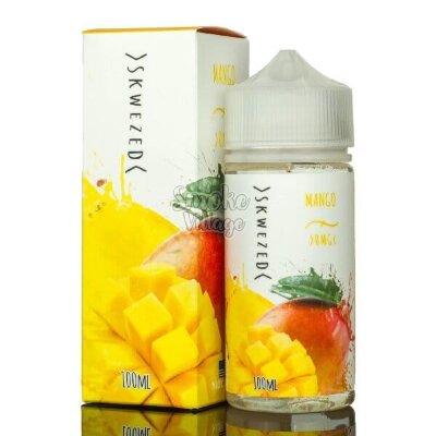 Skwezed - Mango 100mg (3ml)