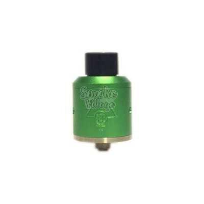 Атомайзер 528 Custom Vapes Goon V4 RDA (Зеленый) Clone