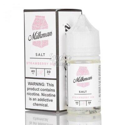 The Milkman Salt - Strawberry Ice 30ml (40mg)