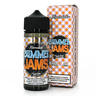 Summer jam by Just Jam - Marmalade 120ml (3мг)