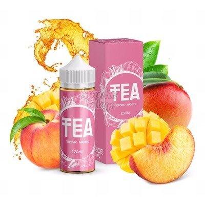 Tea Персик, Манго 120мл (3мг)