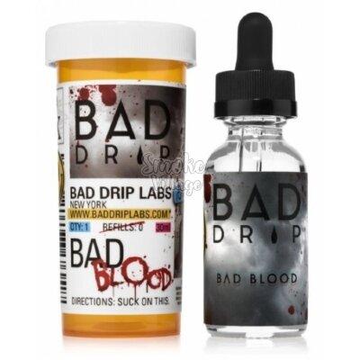 Жидкость Bad Drip Bad Blood 30мл (3мг) Clone