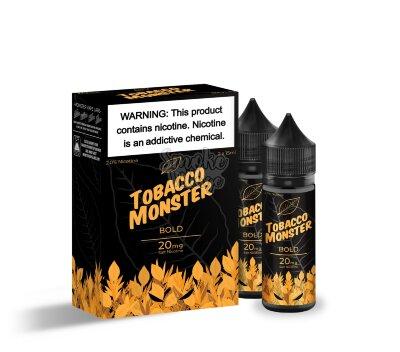 Tobacco Monster Salt - Bold 30мл (40/60мг)