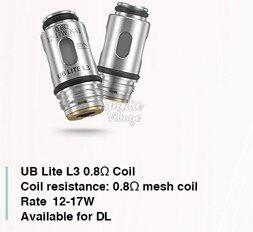 Испаритель Lost Vape UB Lite L1 Coil 0.8ohm