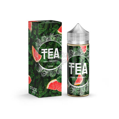 Tea Хвоя, Грейпфрут 120мл (3мг)
