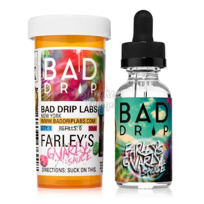 Жидкость Bad Drip Farley`s Gnarly Sause 30мл (3мг) Clone
