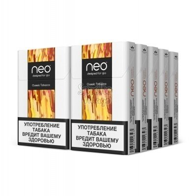 Табачные стики Neostik™ NEO