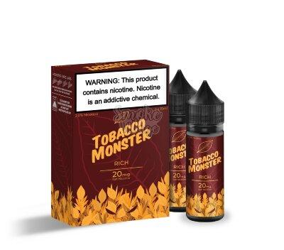 Tobacco Monster Salt - Rich 30мл (40/60мг)