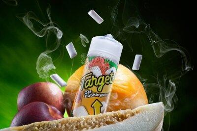 TARGET - Get Bubblegum 120ml (3mg)