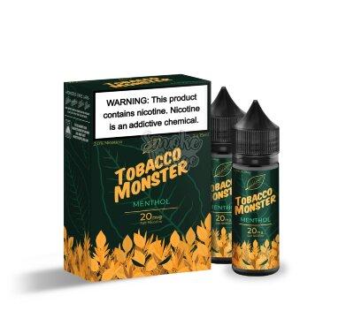 Tobacco Monster Salt - Menthol 30мл (40/60мг)