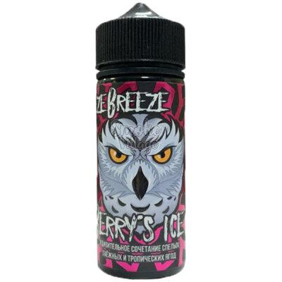 Жидкость Freeze Breeze Berry's ICE 120мл (3мг)