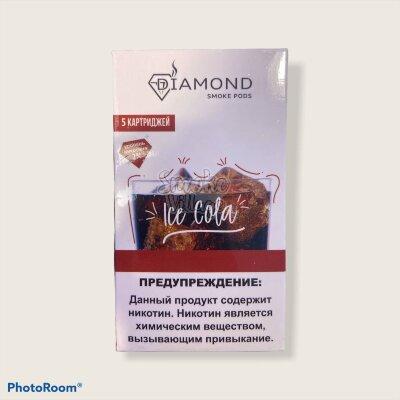 Картриджи Diamond Ice Cola