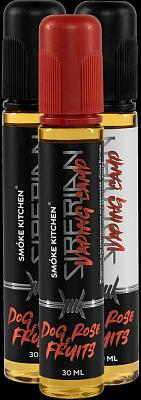 Жидкость Smoke Kitchen Siberian 30 мл (3 новых вкуса)