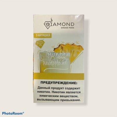 Картриджи Diamond Ice Pineapple