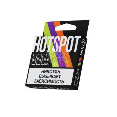 Картриджи HOTSPOT Mix 2 (60мг)