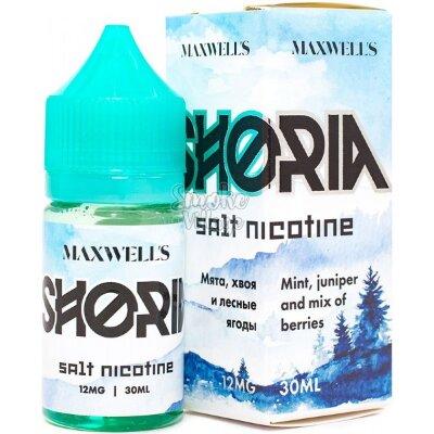 Жидкость Maxwells Shoria Salt 30мл (20мг)