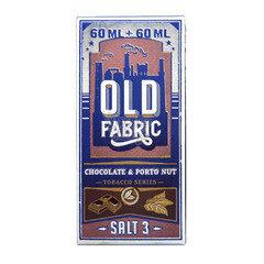 Cotton Candy Old Fabric Salt Chocolate Porto 120мл (3мг)