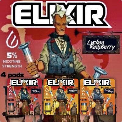 Картриджи Elixir Orange Ice