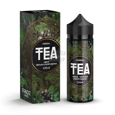 TEA Herbal Хвоя - Чёрная Смородина 120ml (0mg)