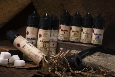 Жидкость ElectroJam Tobacco Barrel Salt 30 мл (4 вкуса)