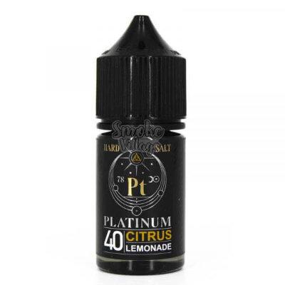 Platinum Hard Salt Citrus (30мл)