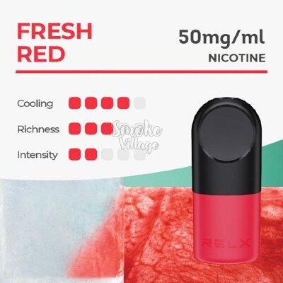 Картриджи RELX PRO - Fresh Red 2% (2 штуки)