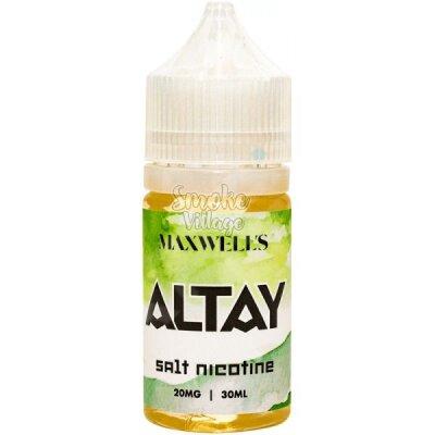 Жидкость Maxwell's Salt Altay 30мл