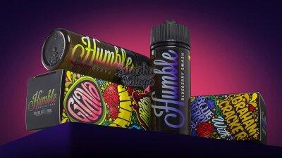 Жидкость Humble 120 мл/3 мг (2 новых вкуса)