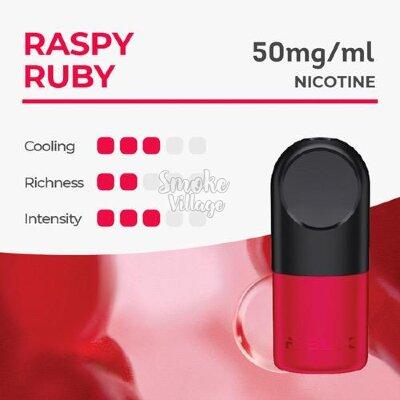Картриджи RELX PRO - Raspy Ruby 2% (2 штуки)