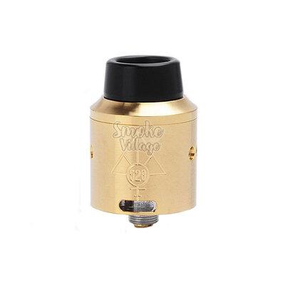 Атомайзер 528 Custom Vapes Goon V4 RDA (Золотой) Clone