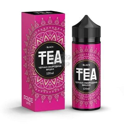 TEA Black Чёрная Смородина - Вишня 120ml (0mg)
