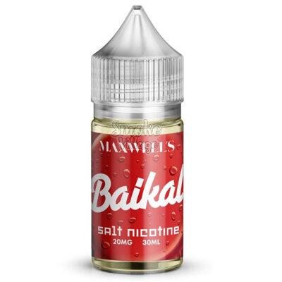 Жидкость Maxwell's Salt Baikal 30мл
