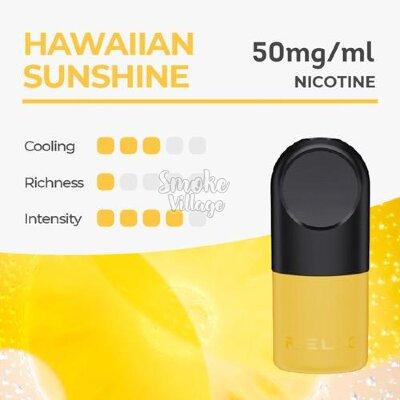 Картриджи RELX PRO - Hawaiian Sunshine 2% (2 штуки)