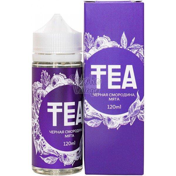 Жидкость Tea Черная Смородина - Мята 120мл (0мг)