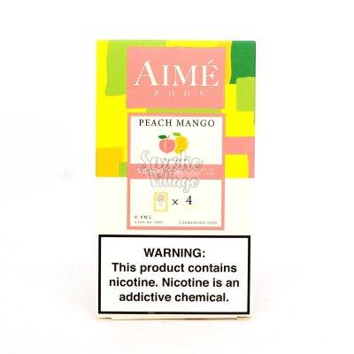 Картридж AIME PODS Peach Mango (50мг)