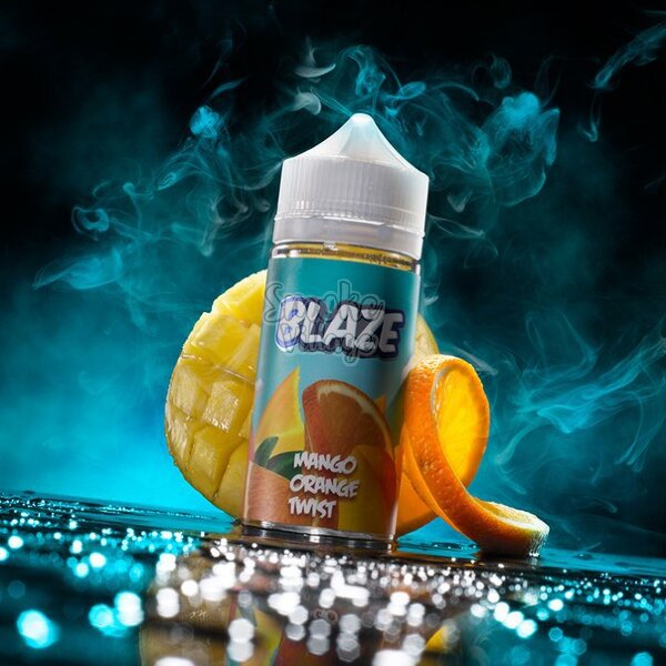 Жидкость Blaze Mango Orange Twist 120мл (3мг)