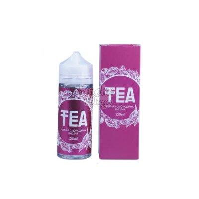 Жидкость Tea Черная Смородина - Вишня 120мл (0мг)