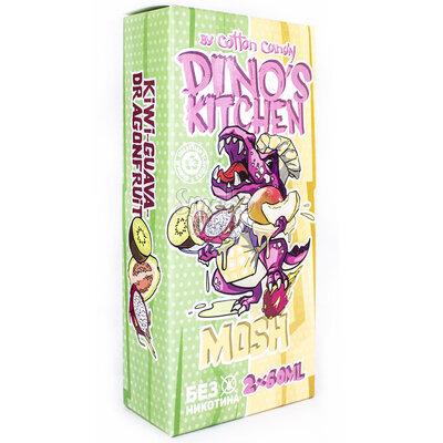 Cotton Candy Dinos Kitchen Mosh 120мл (0мг)