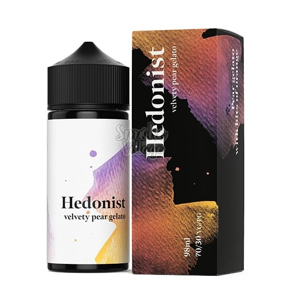 Hedonist by El-Thunder - Velvety Pear Jelato 100ml (0mg)